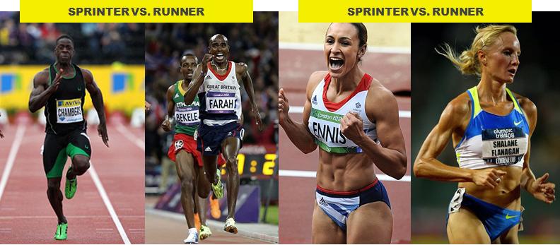 sprinter vs runner