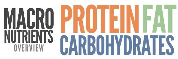 macronutrients-bodybuilding