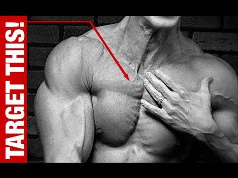 upper chest