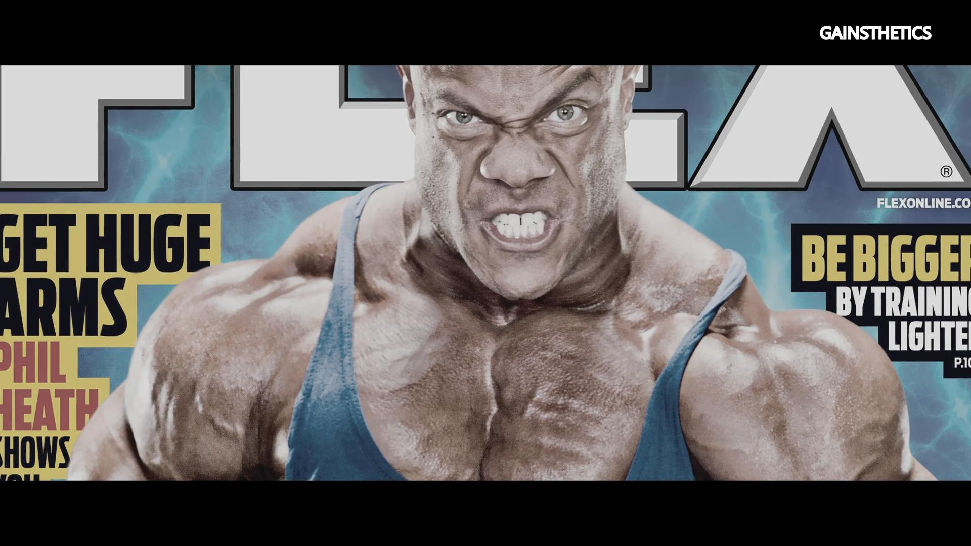 Phil Heath – The Mindset Of A Champion (Bodybuilding Motivation)